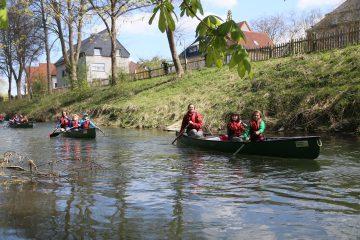 2 Tage Kanu-Tour von Hörste nach Uentrop