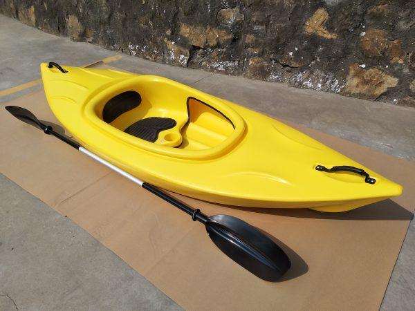 1ner Freizeit Kayak LSF-31 diverse uni Farben 5