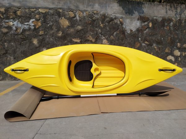 1ner Freizeit Kayak LSF-31 diverse uni Farben 2