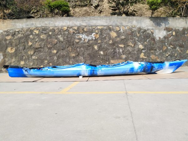 2er Tourenkajak Shark LSF-35 blau 9
