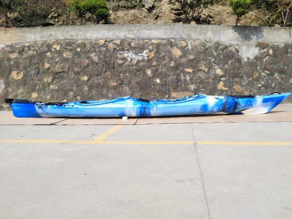 2er Tourenkajak Shark LSF-35 blau 8