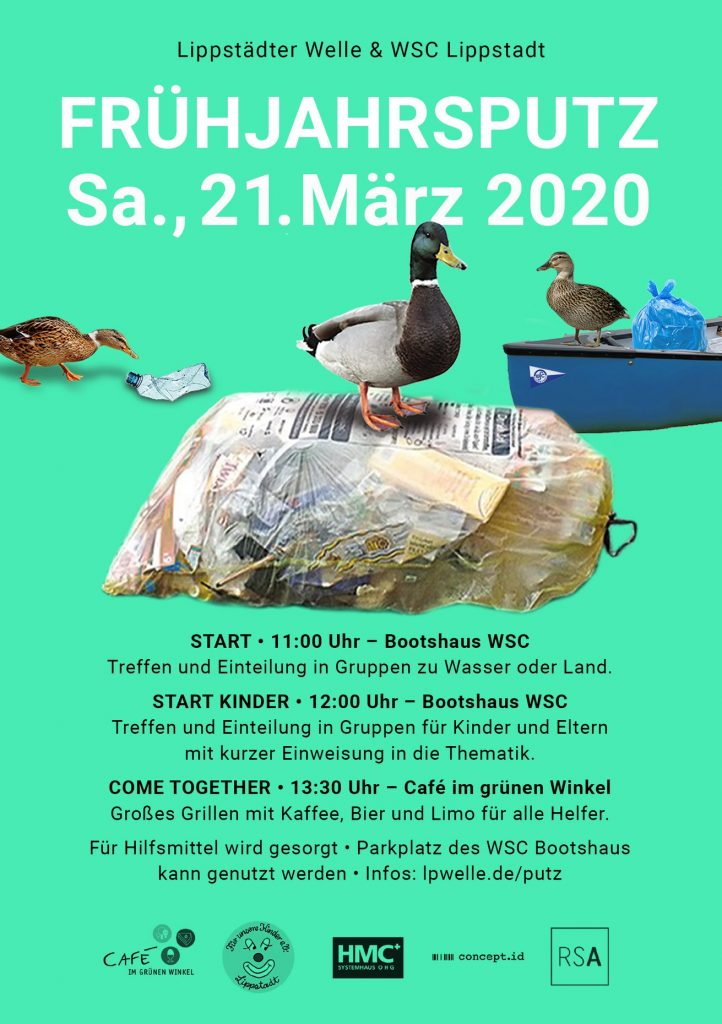 Frühjahrsputz Zeit 2020 1